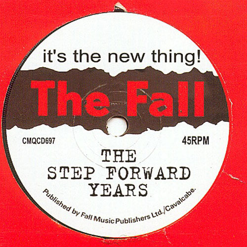 The Fall - It's the New Thing: The Step Forward Years (CD)