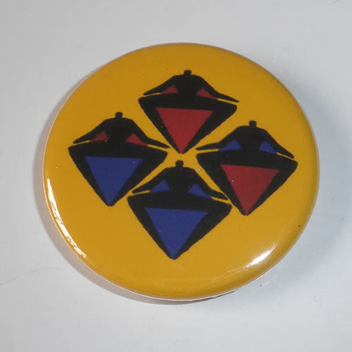 The Fall - Middle Class Revolt (Badge)