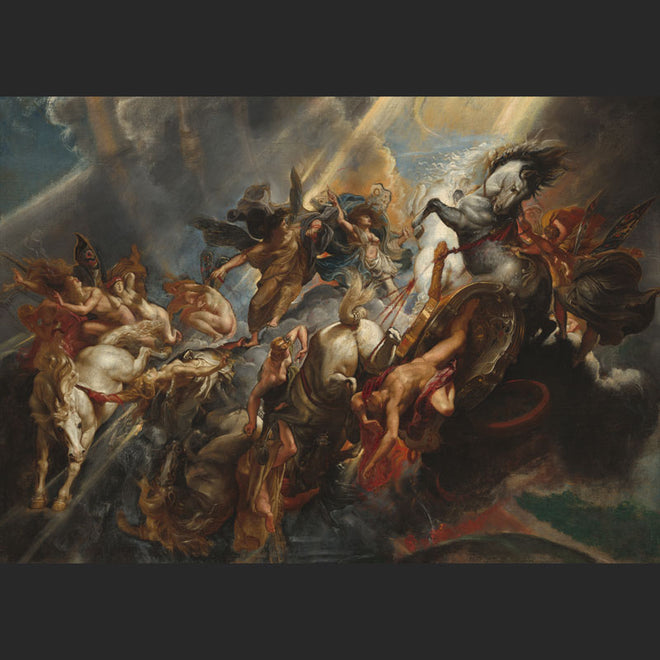 The Fall of Phaeton (Poster)