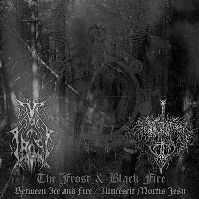 The Frost / Black Fire - Between Ice and Fire / Illucescit Mortis Jesu (CD)