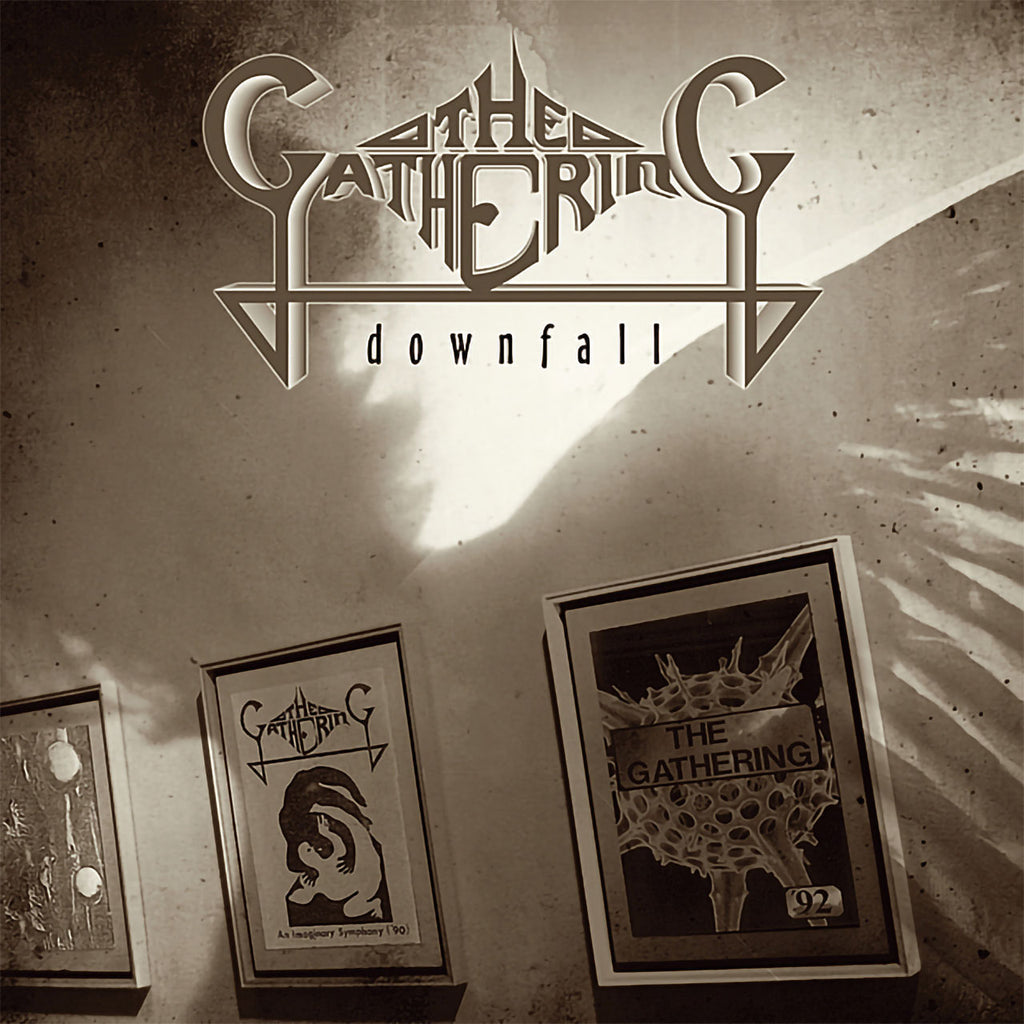 The Gathering - Downfall: The Early Years (2008 Reissue) (2CD)