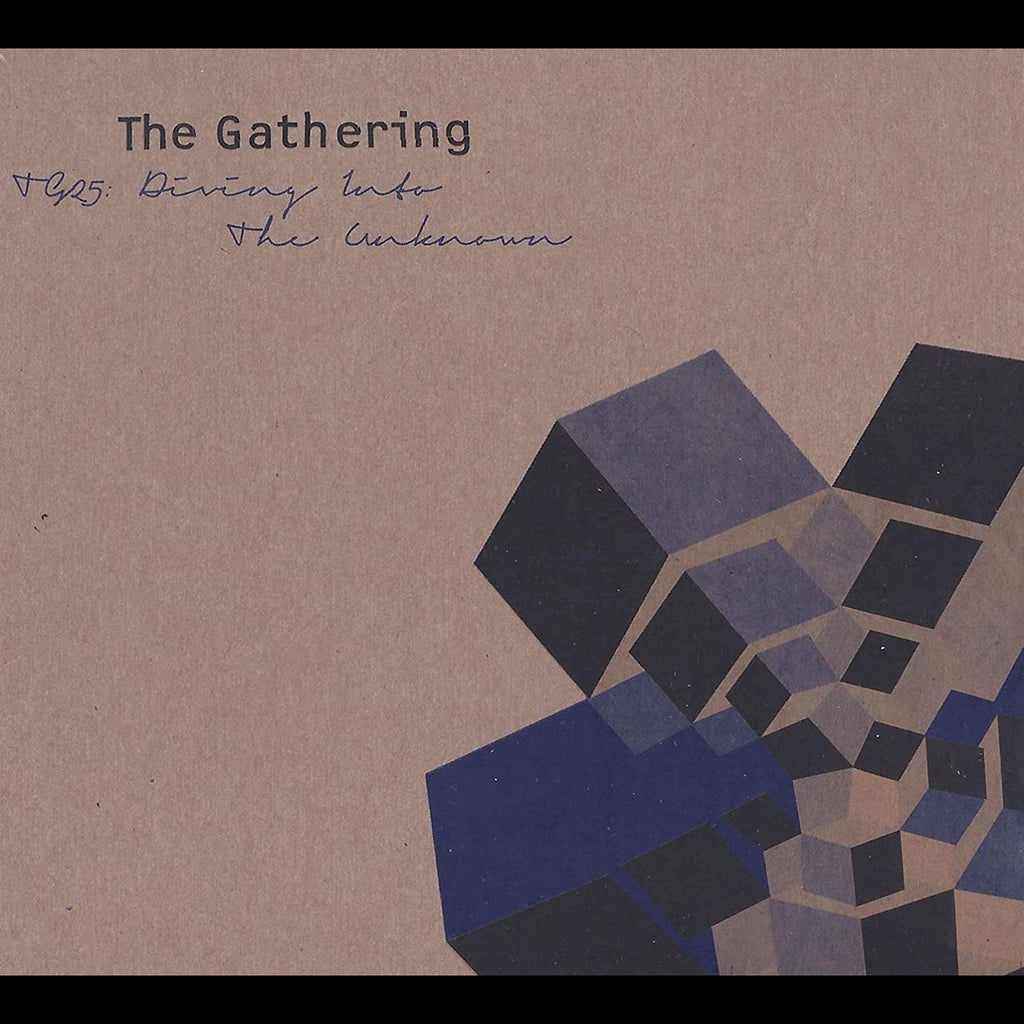 The Gathering - TG25: Diving into the Unknown (3CD)