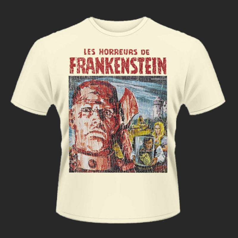 The Horror of Frankenstein (1970) (T-Shirt)