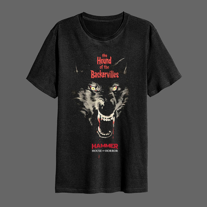 The Hound of the Baskervilles (1959) (T-Shirt)