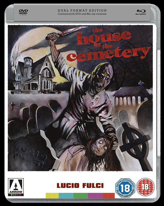 The House by the Cemetery (1981) (Blu-ray + DVD)