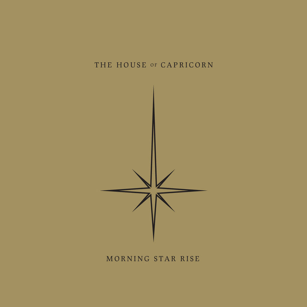 The House of Capricorn - Morning Star Rise (CD)