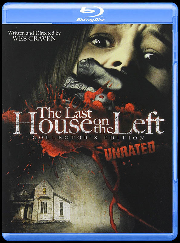 The Last House on the Left (1972) (Blu-ray)