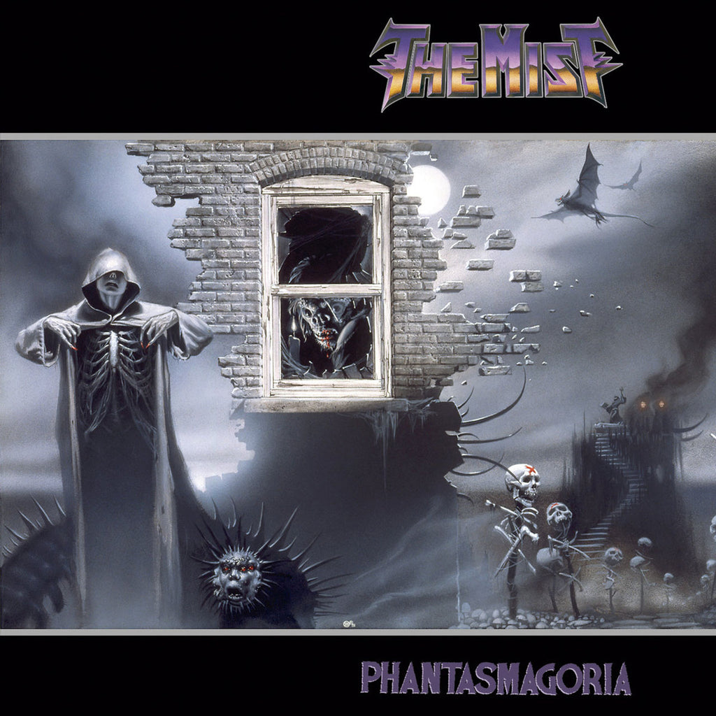 The Mist - Phantasmagoria (2017 Reissue) (Digipak CD)