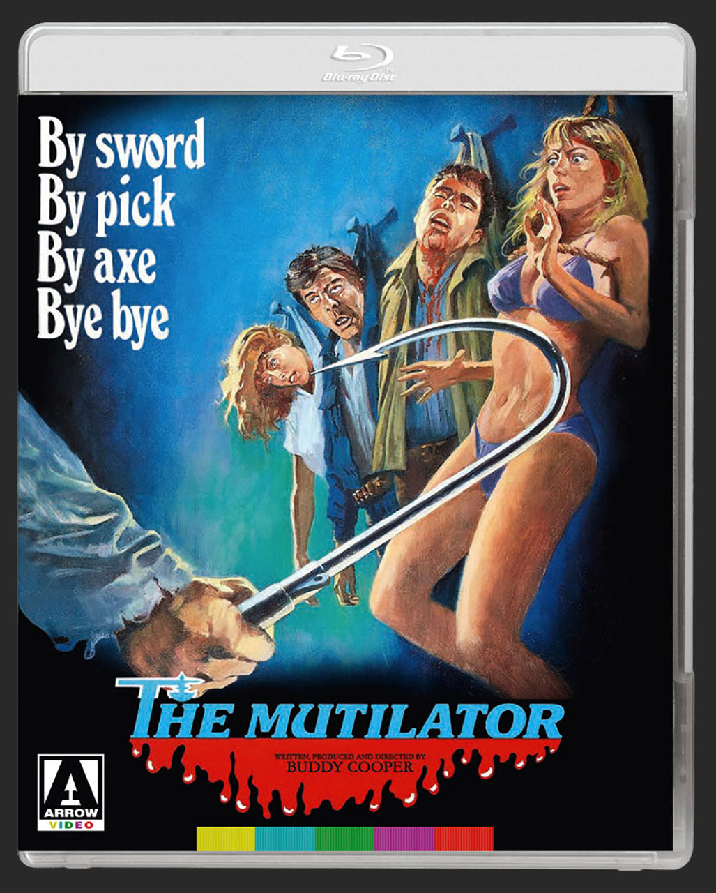 The Mutilator (1984) (Blu-ray + DVD)