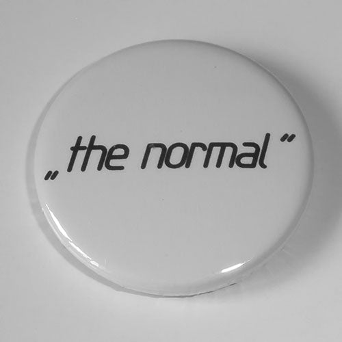 The Normal - Logo (Badge)