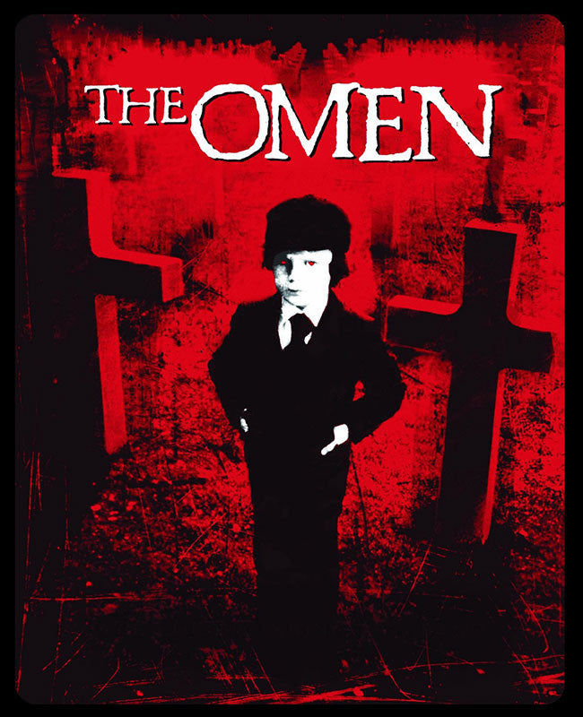 The Omen (1976) (Steelbook Blu-ray)