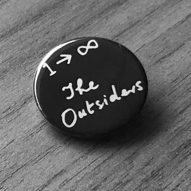 The Outsiders - One to Infinity (Badge)