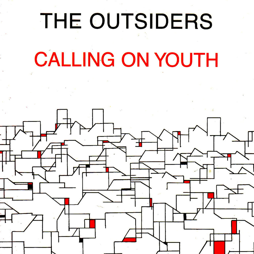 The Outsiders - Calling on Youth (2012 Reissue) (CD)