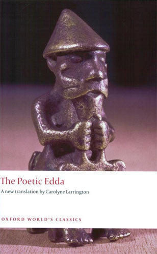The Poetic Edda (Oxford World's Classics) (Paperback Book)