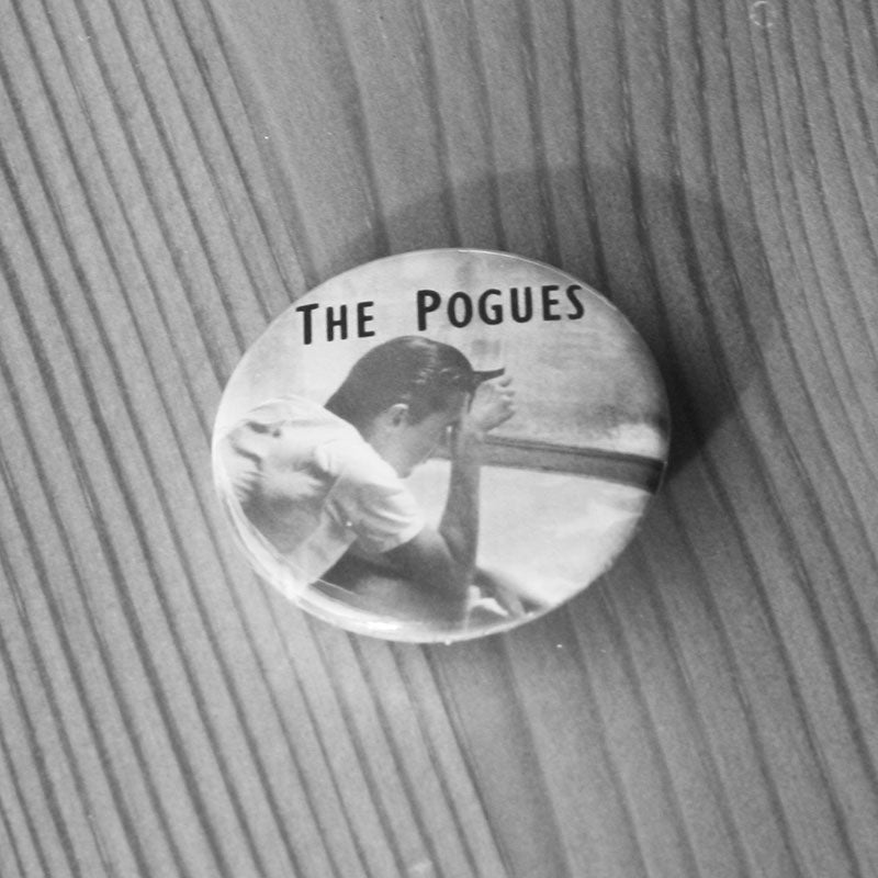 The Pogues - Fairytale of New York (Badge)