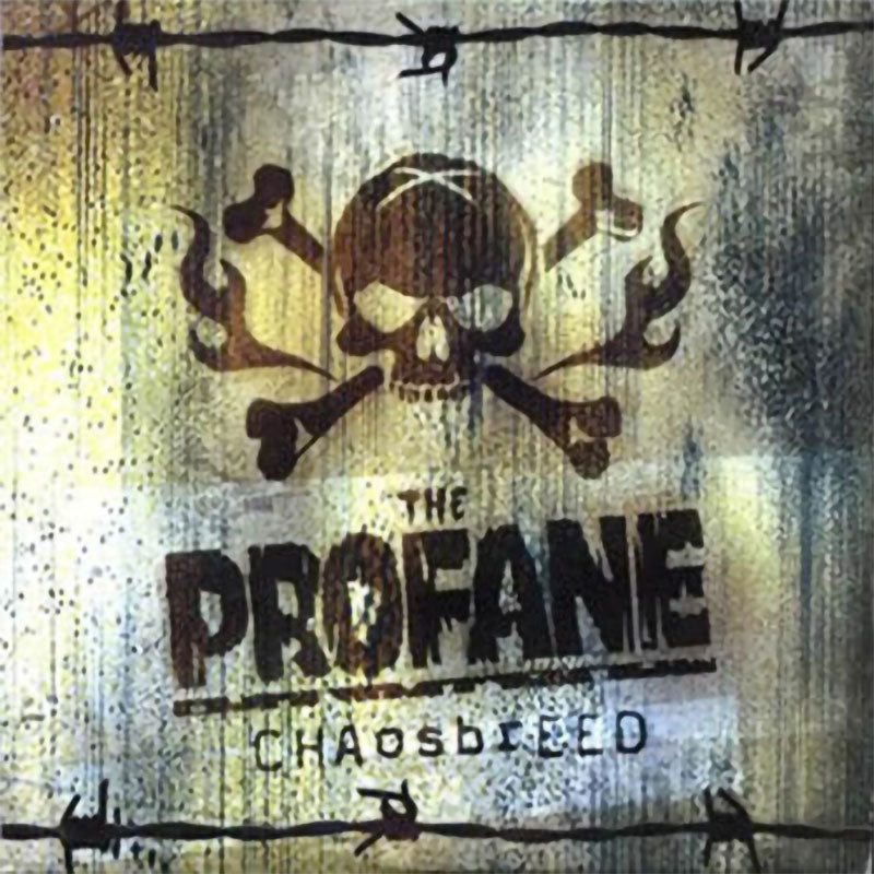 The Profane - Chaosbreed (CD)