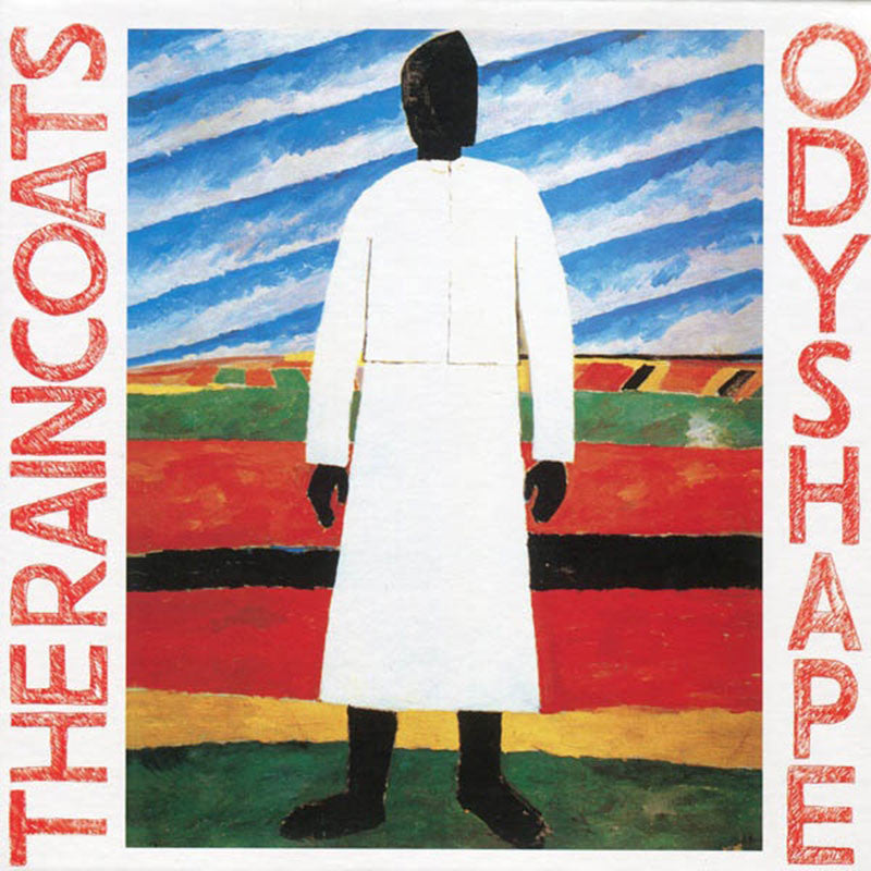 The Raincoats - Odyshape (CD)