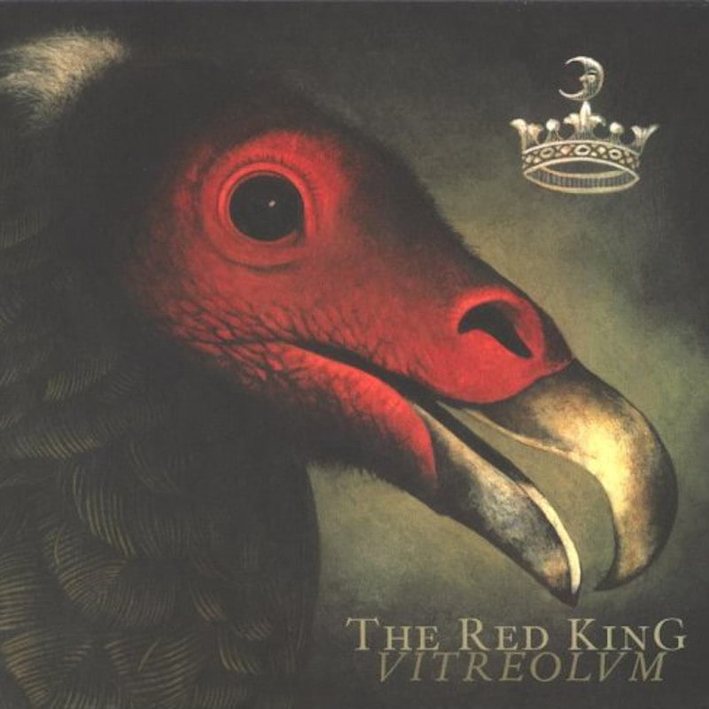 The Red King - Vitreolvm (Digipak CD)