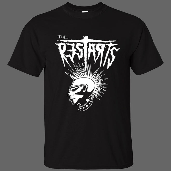The Restarts - Logo (T-Shirt)