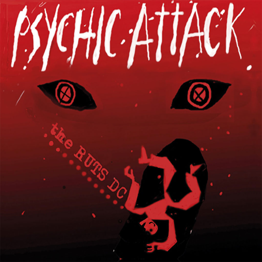 Ruts DC - Psychic Attack (EP)