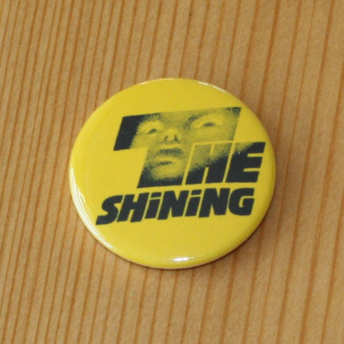 The Shining 1980 Poster (Badge)