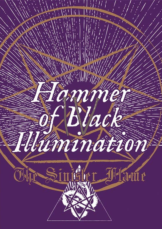 The Sinister Flame - Issue 4: Hammer of Black Illumination (Zine)