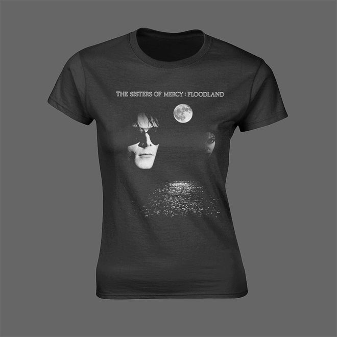 The Sisters of Mercy - Floodland (Women's T-Shirt)