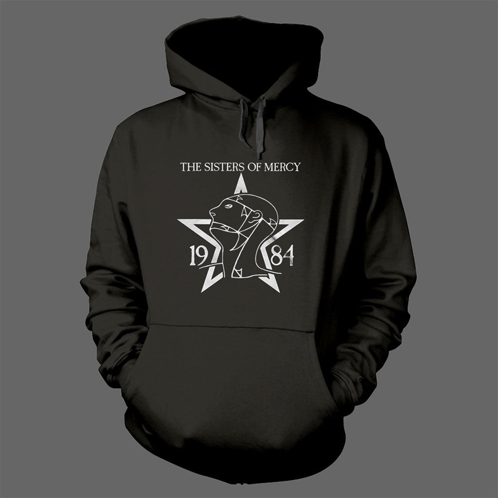 The Sisters of Mercy - Logo / 1984 (Hoodie)