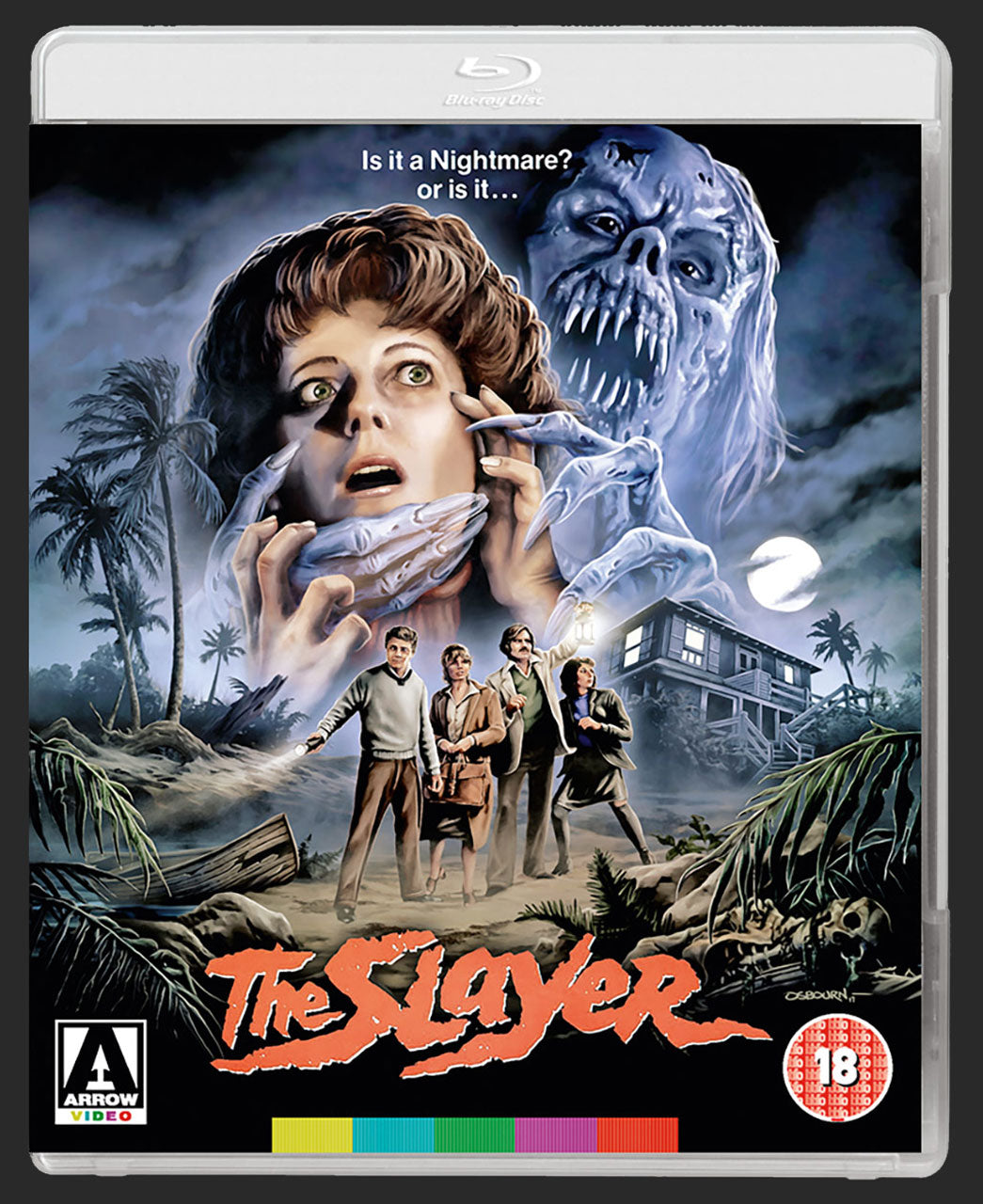 The Slayer (1982) (Blu-ray)