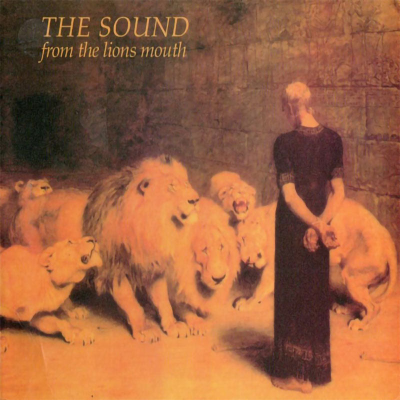 The Sound - From the Lions Mouth (2012 Reissue) (CD)
