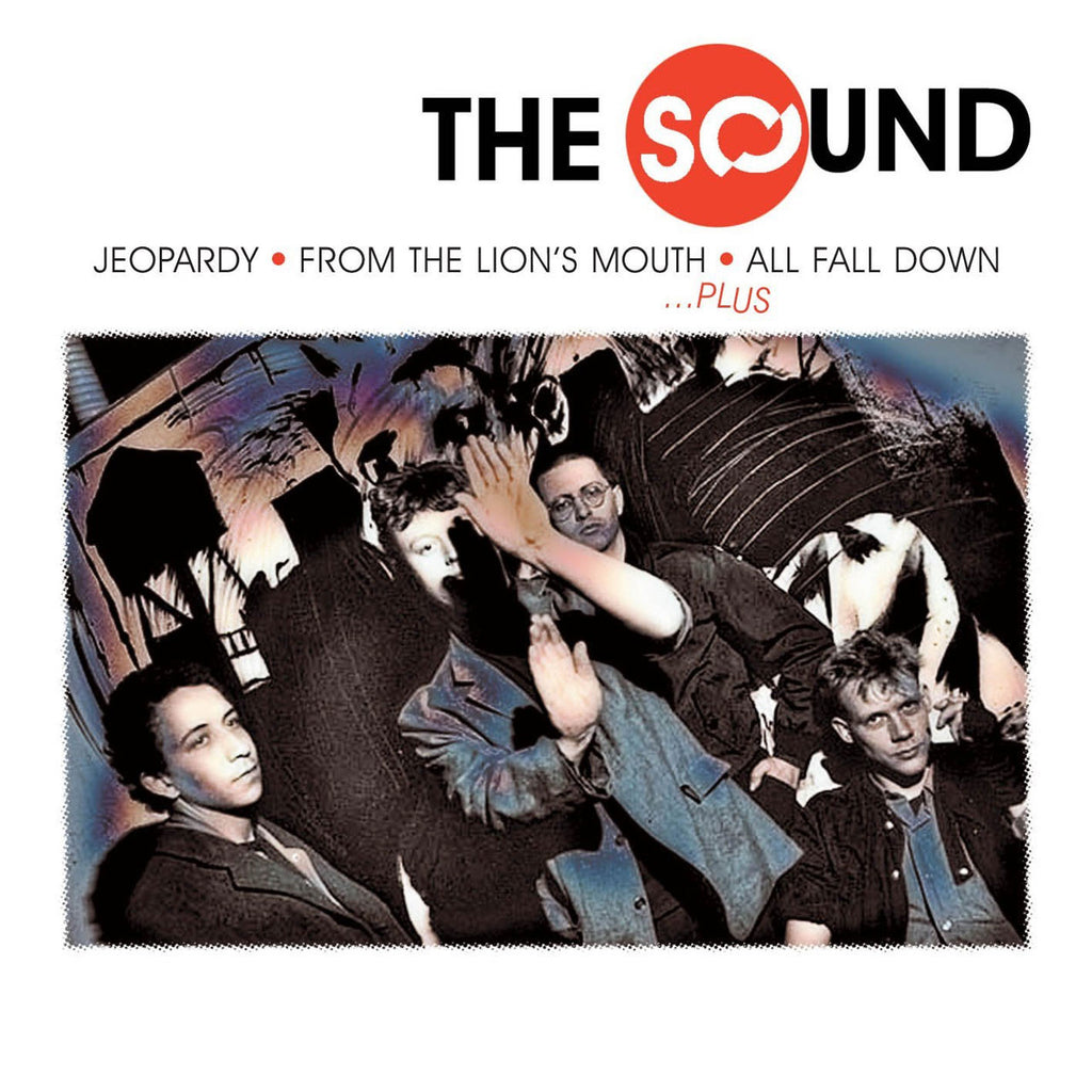 The Sound - Jeopardy / From the Lion's Mouth / All Fall Down / The BBC Recordings (4CD Box set)