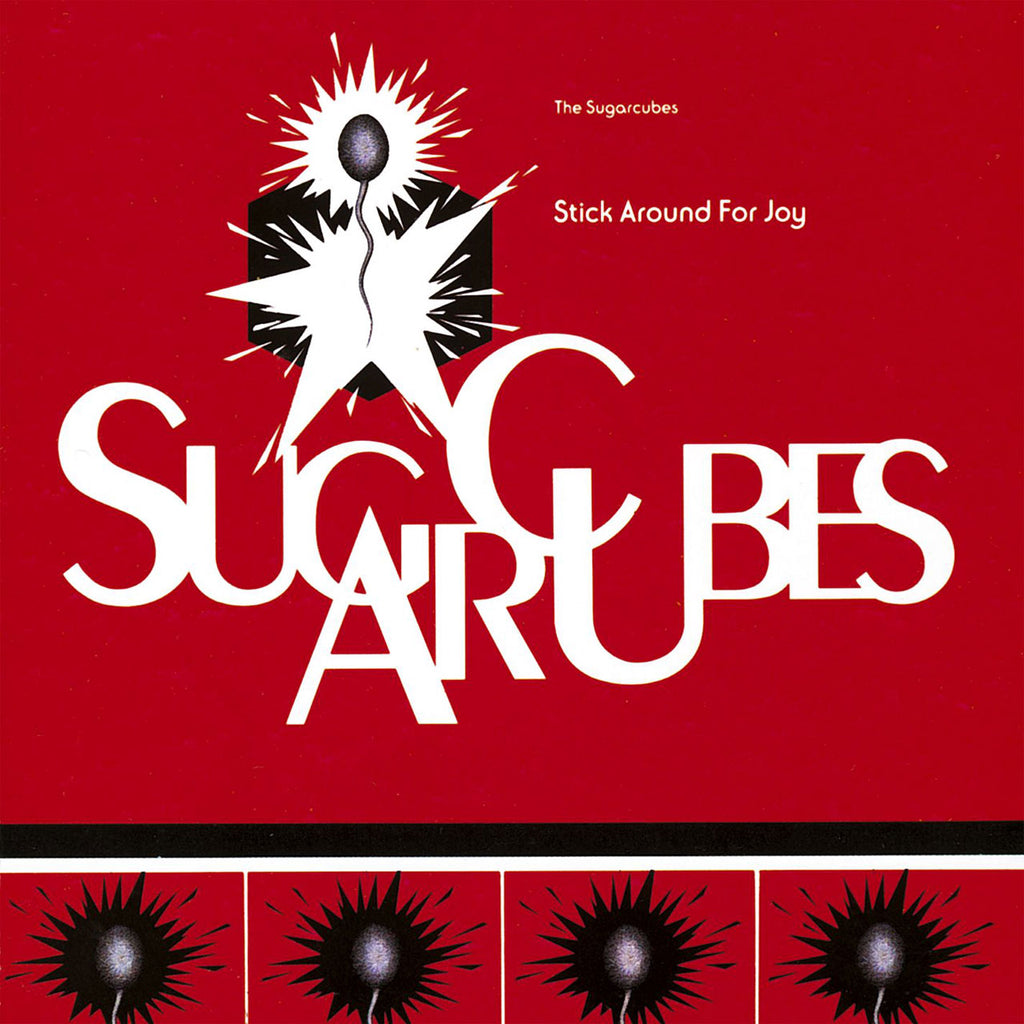 The Sugarcubes - Stick Around for Joy (CD)