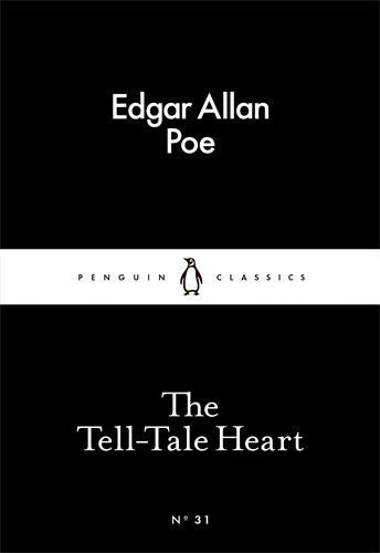 The Tell-Tale Heart (Paperback Book)