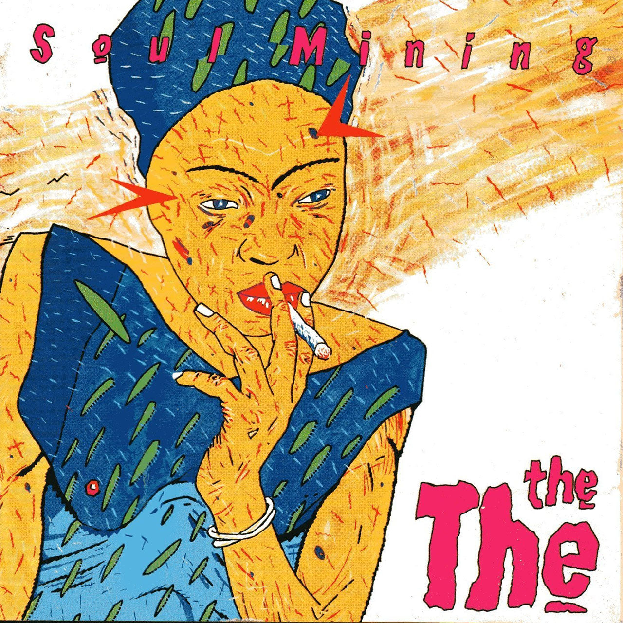 The The - Soul Mining (CD)