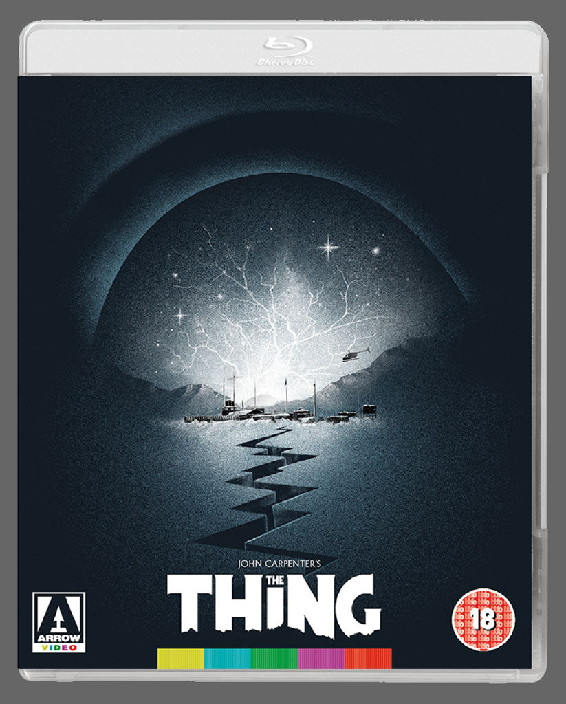 The Thing (1982) (Blu-ray)