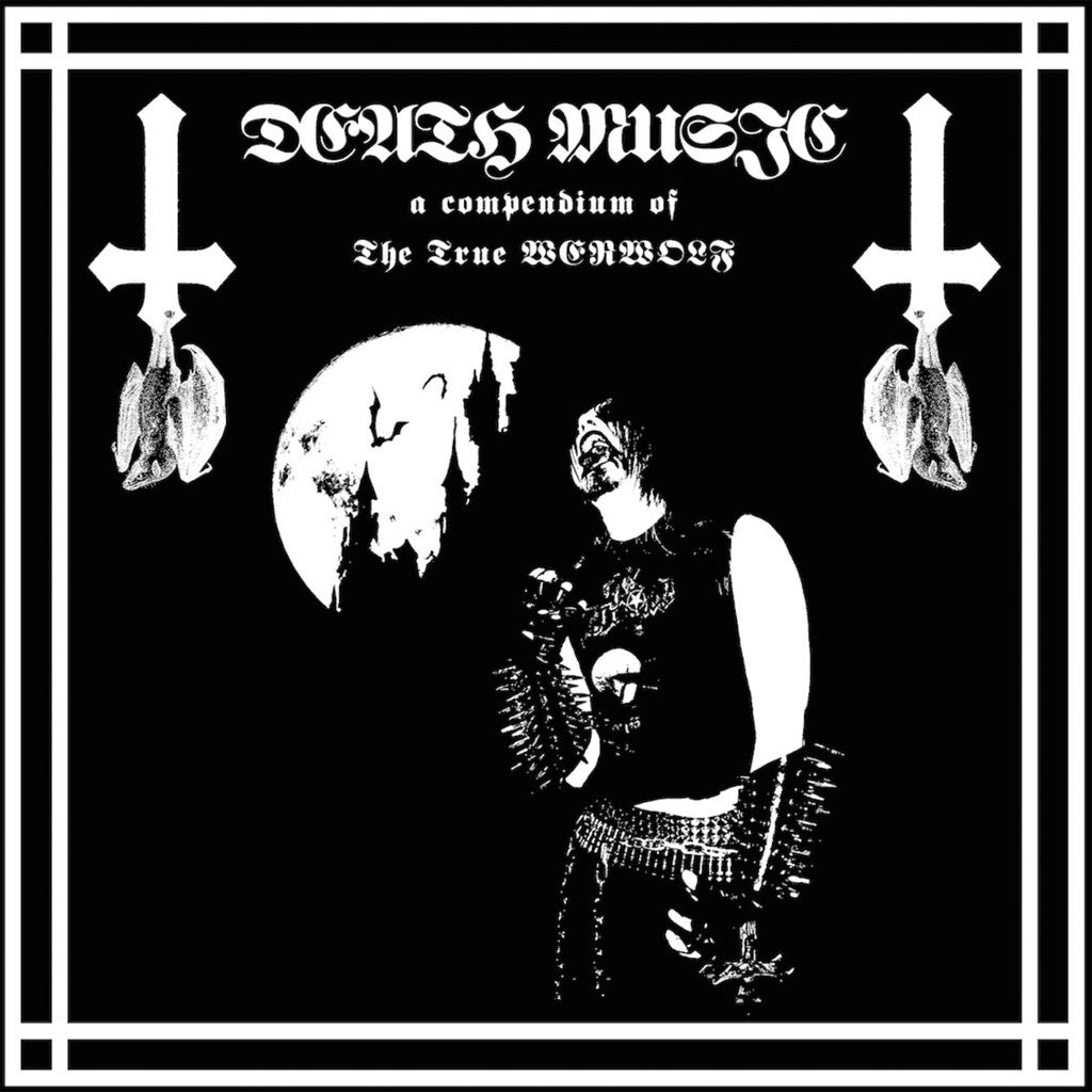 The True Werwolf - Death Music (2016 Reissue) (CD)