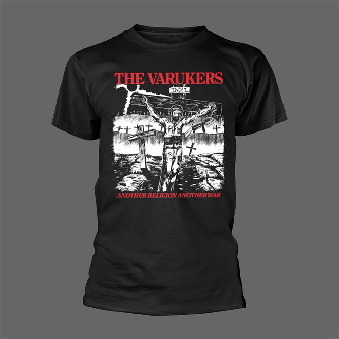 The Varukers - Another Religion Another War (T-Shirt)