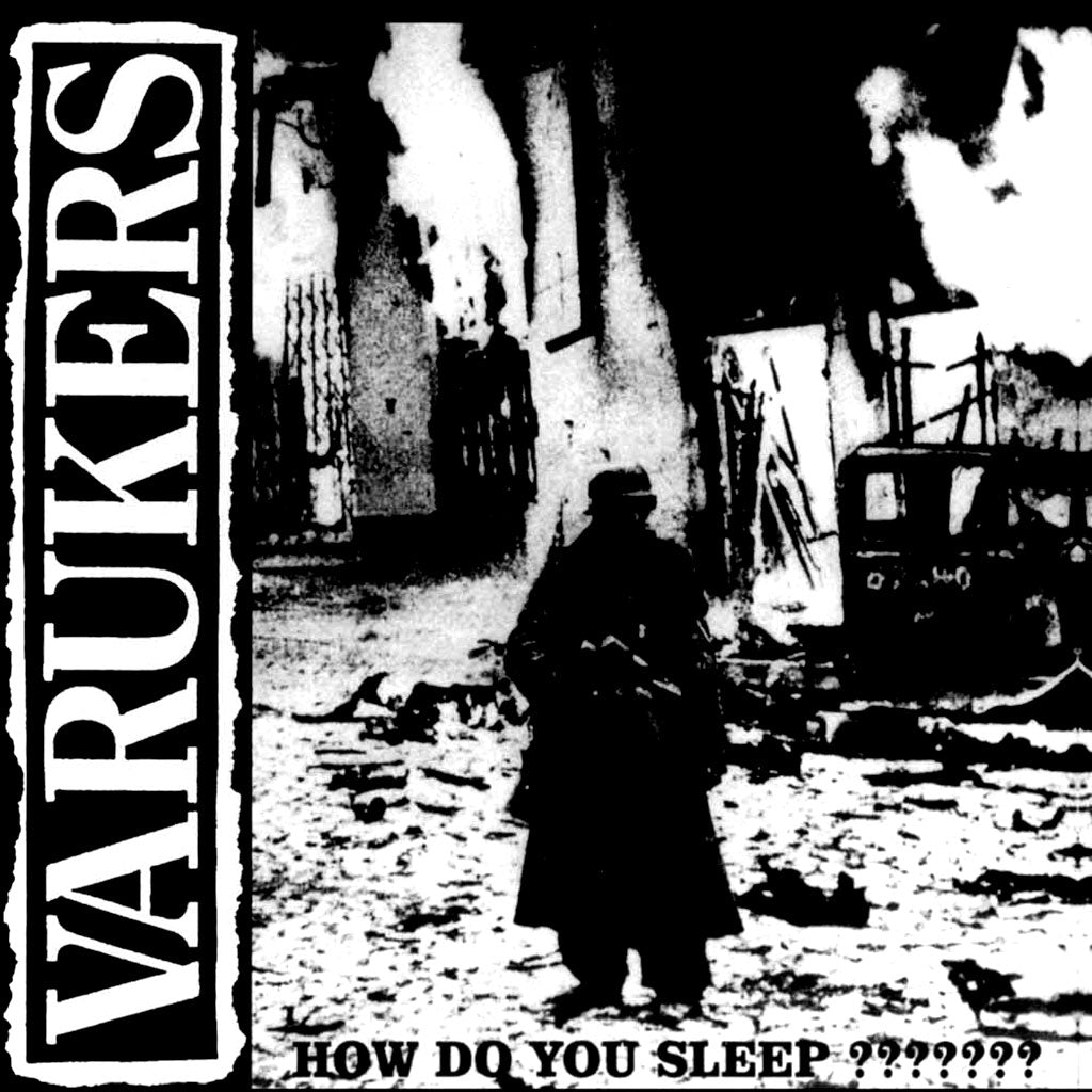 The Varukers - How Do You Sleep (2016 Reissue) (CD)