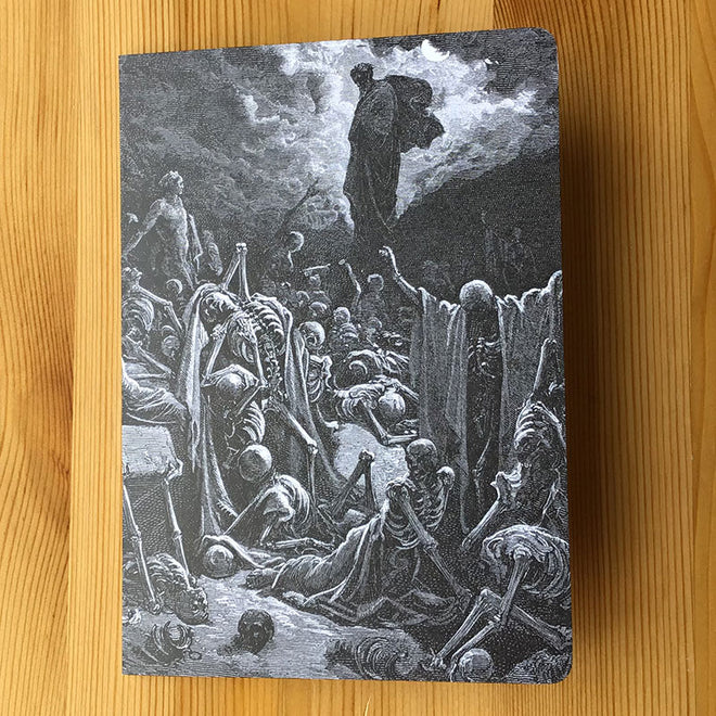 The Vision of the Valley of Dry Bones (Greetings Card)