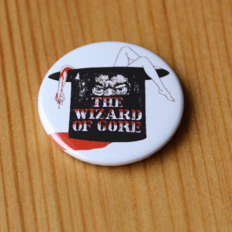 The Wizard of Gore (1970) (Badge)