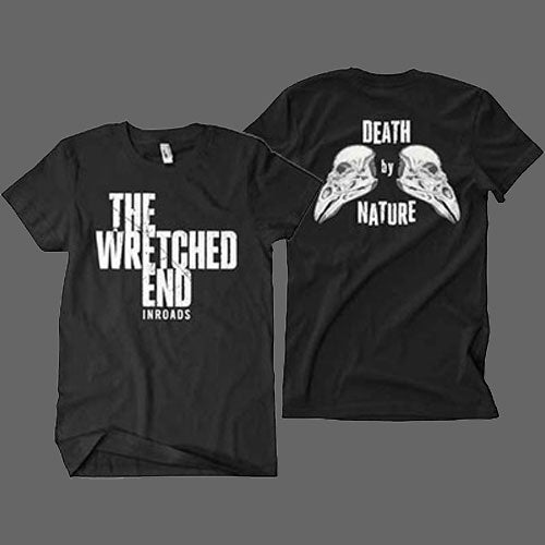 The Wretched End - Death by Nature (T-Shirt)