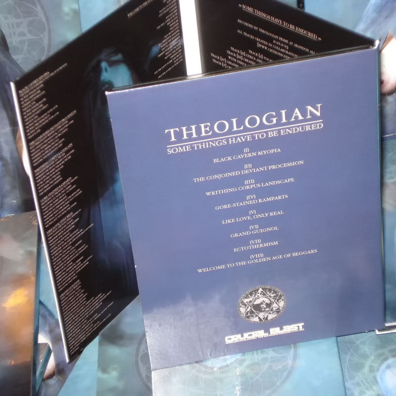 Theologian - Some Things Have to be Endured (Digipak CD)