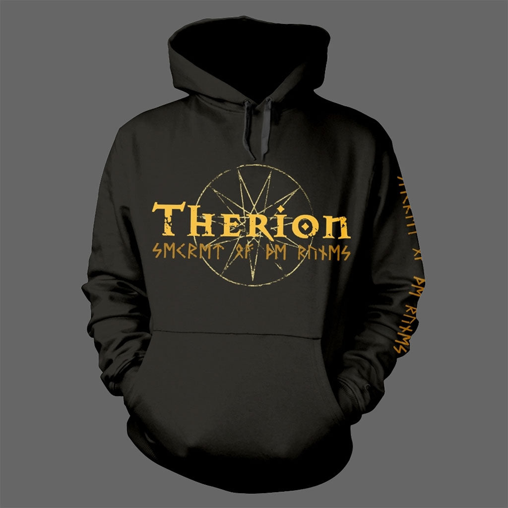 Therion - Secret of the Runes (Hoodie)