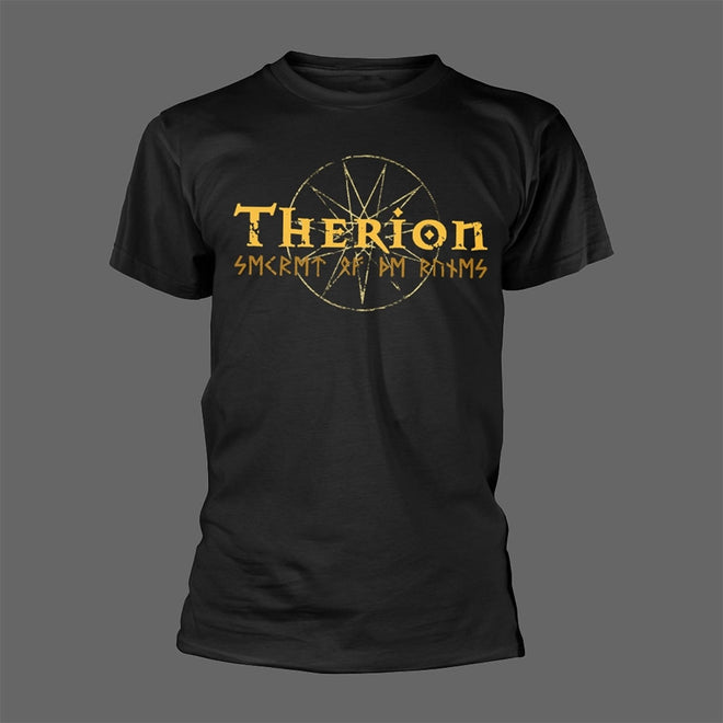 Therion - Secret of the Runes (T-Shirt)