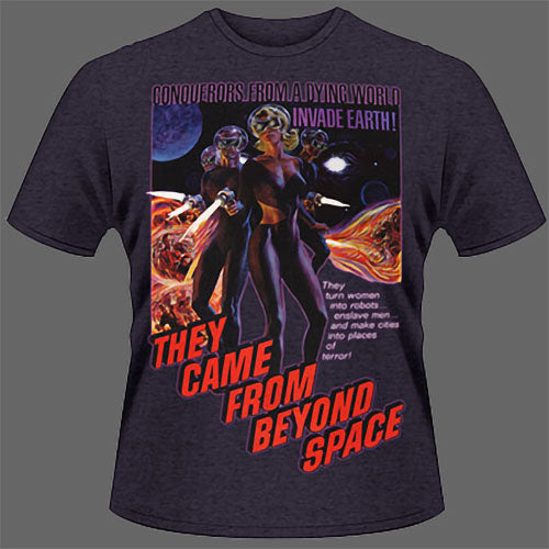 They Came from Beyond Space (1967) (T-Shirt)