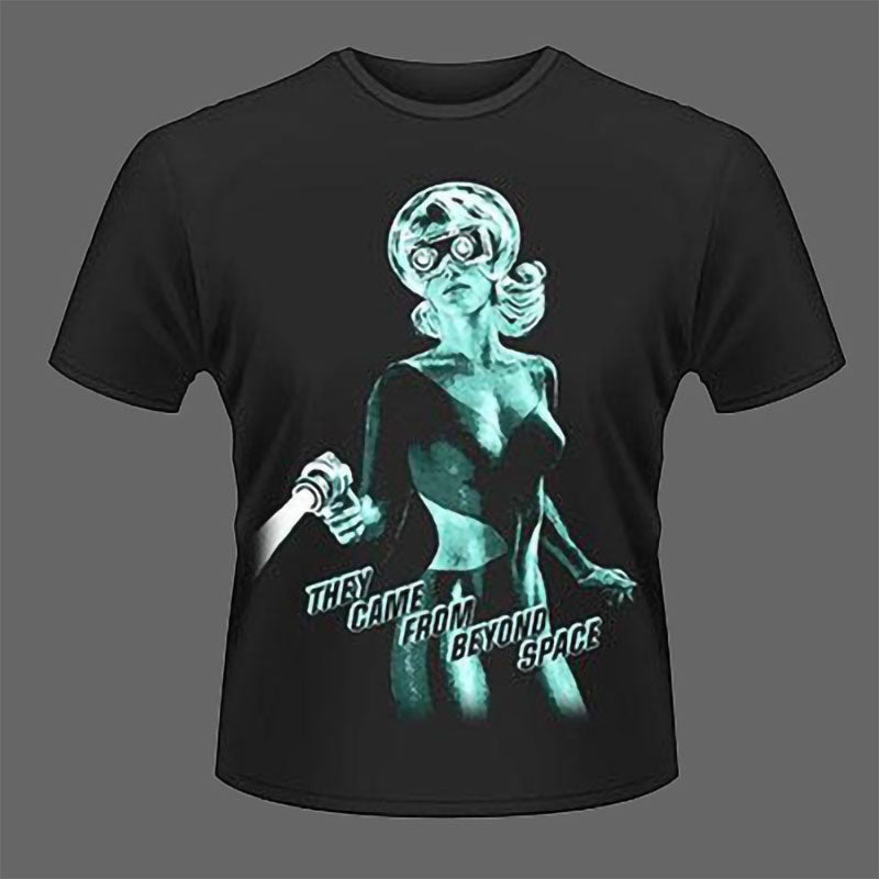 They Came from Beyond Space Girl (1967) (T-Shirt)