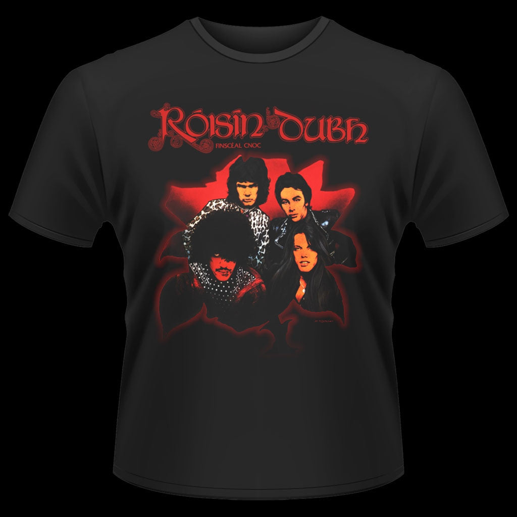 Thin Lizzy - Band Portrait / Roisin Dubh: Finsceal Cnoc (T-Shirt)