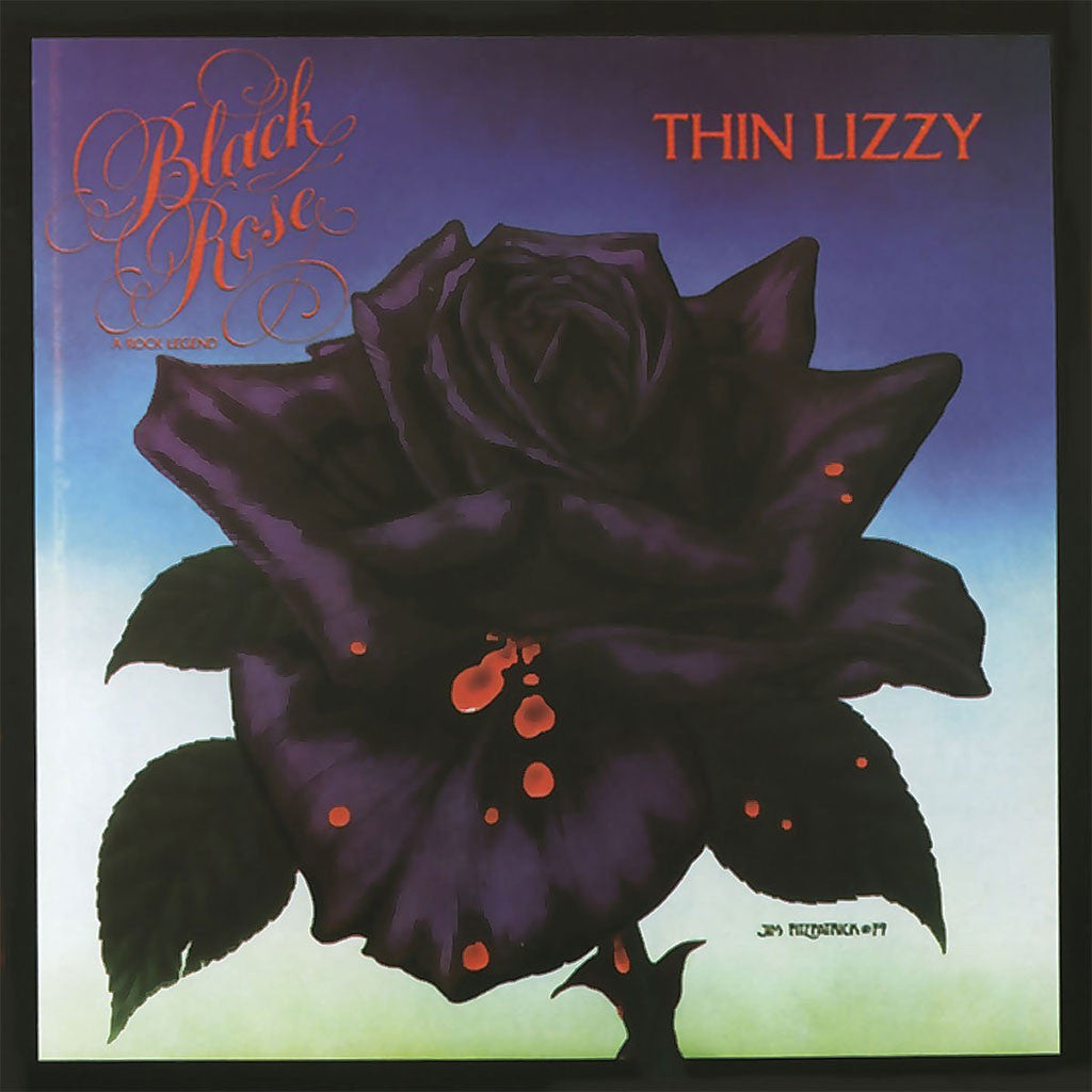 Thin Lizzy - Black Rose: A Rock Legend (CD)