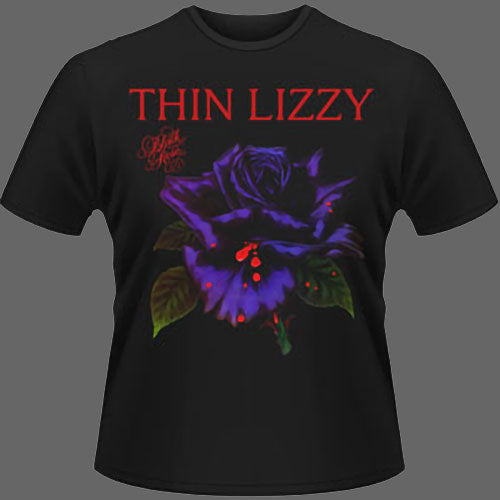 Thin Lizzy - Black Rose (T-Shirt)