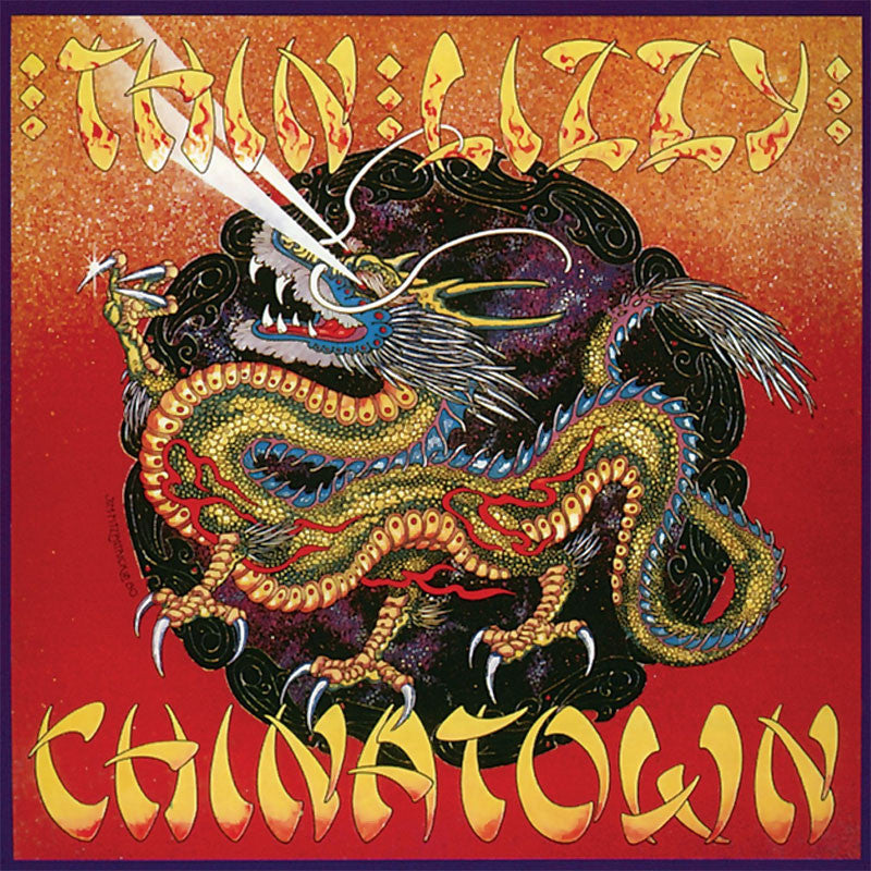 Thin Lizzy - Chinatown (CD)